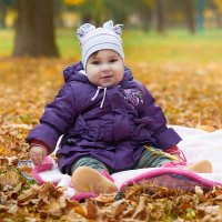 Осень в парке :: Алёна Жила