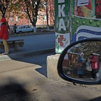 Кривое зеркало ... :: Владимир КРИВЕНКО