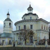 Церковь Филиппа, митрополита Московского, в Мещанской слободе. :: Александр Качалин