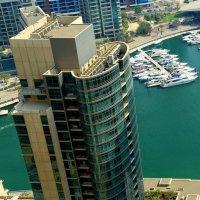 Вид на Марину, Дубай. :: Ирина