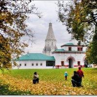 Осень в Коломенском :: Ирина Князева
