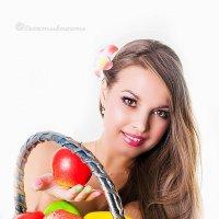 Приглашаю на... фрукты..) :: Фотостудия Объективность