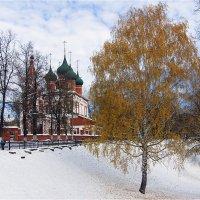 Зима ранняя :: Николай Белавин