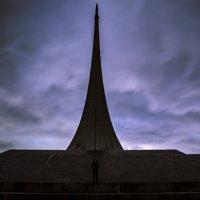 Небо манит вечной тайной :: Мохнатыч Борода