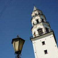 Невьянская наклонная башня :: Дмитрий Часовитин