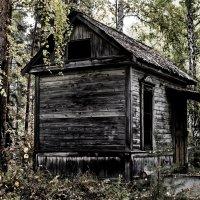 old house :: Dmitry Ozersky