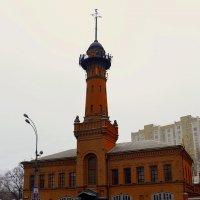 Пожарная каланча в Сокольниках :: Владимир Болдырев