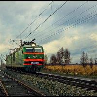 Перегон :: Сергей Бережко