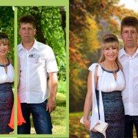 Портрет супругов :: Ирина Kачевская