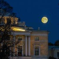 Луна :: Денис Смирнов