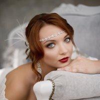 Невеста в стие Гетсби :: Юлия Парфёнова