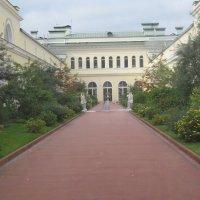 Эрмитаж. Висячий сад. :: Маера Урусова
