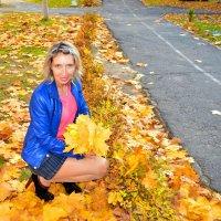 у моих ног Осень ... :: алёнка турлай