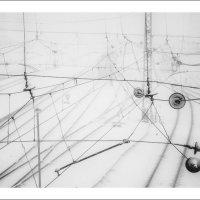 """№3 из серии """" СНЕГ..."""" :: Светлана Лиханова"""