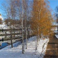 Осень&зима :: Николай Белавин