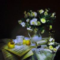 Романс...Моя душа - наполненный бокал... :: Валентина Колова