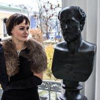 Девушка с сигаретой. :: Александр Лейкум