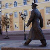 Памятник Юрию Гагарину :: Eva ***