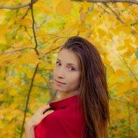 осень :: Анастасия Хоптяная