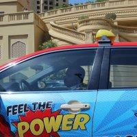 Такси.Дубай. :: Ирина