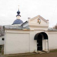 Храм Боголюбской иконы Божией Матери. :: Елена