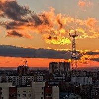 overcity sunset :: Дмитрий Карышев