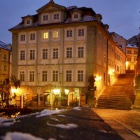вечер Прага :: Dorosia safronova