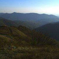 вечер в горах :: Константин Бабкин