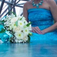 Бирюзовая свадьба :: Анна Журавлева