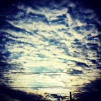 sky :: Настасья Слюсарева