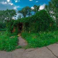 Старый ветхий дом :: Валентин Абрамов