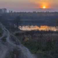Осенний вечер :: Алексей Окунеев