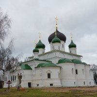 Храм во имя Святого Феодора Стратилата :: Galina Leskova
