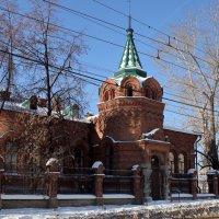 Старый Екатеринбург. :: Пётр Сесекин