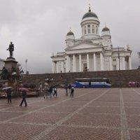 Памятник Александру I в Хельсинки :: Александр Рябчиков