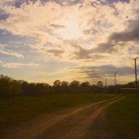 Перед закатом :: Алёна Кин