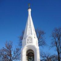 Часовня Казанской Богоматери :: Galina Leskova