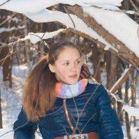 В лесу :: Руслан Веселов