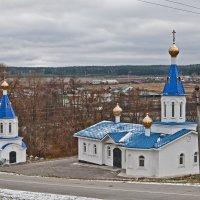 Часовня Жадовского монастыря :: Владимир Новиков