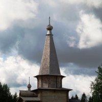деревянное зодчество.. :: Марина Харченкова