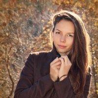 Осенняя... :: Дарья Казбанова