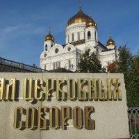 Храм Христа Спасителя. Москва :: Алла Рыженко