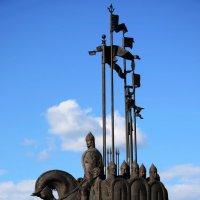 Монумент в честь Ледового побоища :: Ирина Никифорова