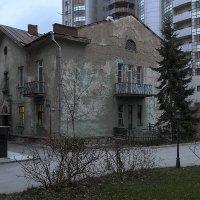 Жилой дом :: Sergey Kuznetcov