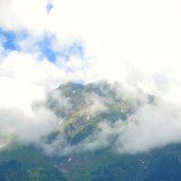 Озеро Рица.Горы :: Настя Смирнова