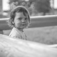Маленькое детство :: Oksana Sansnom