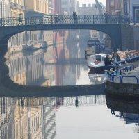 на мосту и под мостом :: MVMarina