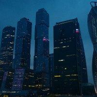 Moscow Sity :: Mitya Galiano