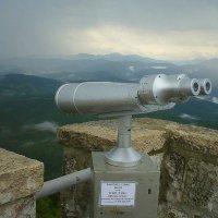 Биноскоп на горе Ахун :: Tata Wolf