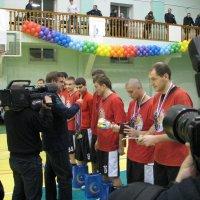 Норильск. Баскетбол. :: victor maltsev